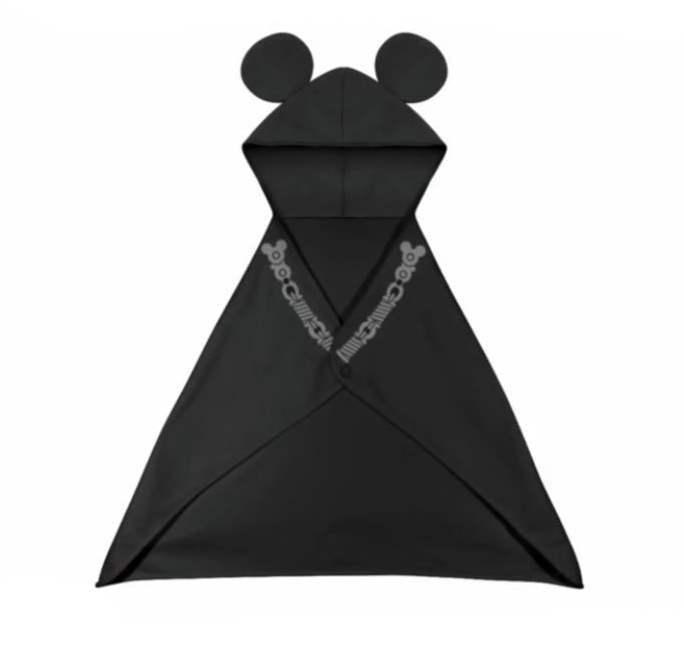 0016108 ichiban kuji kingdom hearts kuji mickey organization xiii hood towel Mickey Hood