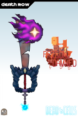 Keyblade Card - Death Row