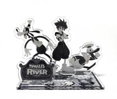 Timeless River Acrylic Stands