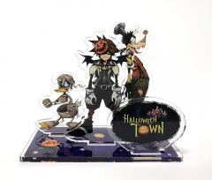 Halloween Town Acrylic Stands