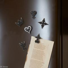 Kingdom Hearts Rubber Magnets