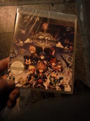 Kingdom Hearts HD 2.5 ReMIX unboxings & early copy screenshots