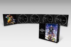 Kingdom Hearts HD 1.5 & 2.5 ReMIX Original Soundtrack Box