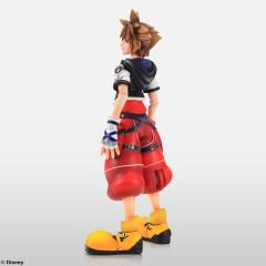 Kingdom Hearts II Limit Form Sora Play Arts Kai