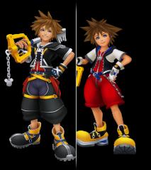 Kingdom Hearts HD 2.5 ReMIX Characters