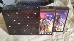 Kingdom Hearts HD 1.5 & 2.5 ReMIX Soundtrack unboxing