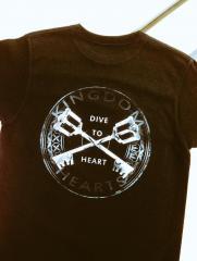 "Kingdom Hearts ""Dive To Heart"" T-shirt"
