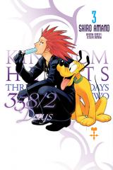 Kingdom Hearts 358/2 Days Volume 3 (Yen Press)