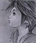 Sora  Kingdom Hearts By barbypornea[1]