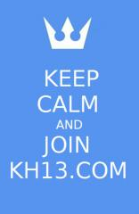 KEEP CALM AND JOIN KH13.COM