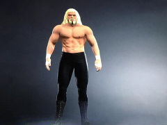 WWE 2K17 Randy Savage As Scott Steiner