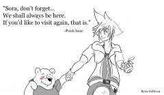 Friends in my Heart - (Sora and Pooh) By: Ryan Sullivan