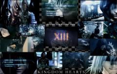 Kingdom hearts deep dive wallpaper