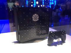 Kingdom Hearts III PS4 Slim and Pro