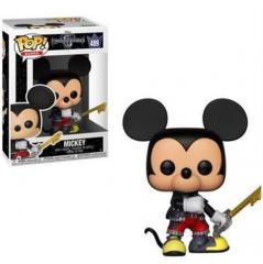 Funko Pop Kingdom Hearts III Vanitas, King Mickey, and Riku