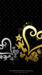 Kingdom Hearts Unchained χ Japanese Website