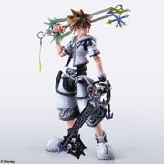 Kingdom Hearts II Play Arts Kai Sora Final Form