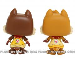 kingdom hearts chip dale funko Pop 2pack real back