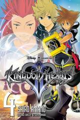 Kingdom Hearts II Volume 4 (Yen Press)