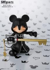 Kingdom Hearts II King Mickey SHFiguarts