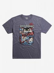 Funko Disney Kingdom Hearts Comic Pop! T Shirt