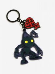 Disney Kingdom Hearts Heartless Shadow Keychain