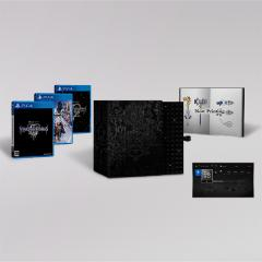 Square Enix Japan E-Store Kingdom Hearts All In One Package