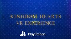 KINGDOM HEARTS VR Experience   REVEAL TRAILER! Tokyo Game Show! 153