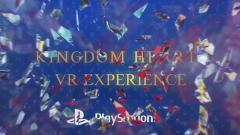KINGDOM HEARTS VR Experience   REVEAL TRAILER! Tokyo Game Show! 146