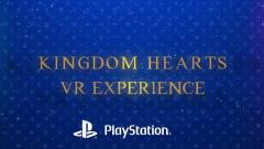 KINGDOM HEARTS VR Experience   REVEAL TRAILER! Tokyo Game Show! 151