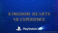 KINGDOM HEARTS VR Experience   REVEAL TRAILER! Tokyo Game Show! 161