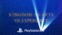 KINGDOM HEARTS VR Experience   REVEAL TRAILER! Tokyo Game Show! 159