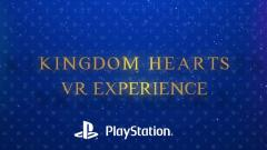 KINGDOM HEARTS VR Experience   REVEAL TRAILER! Tokyo Game Show! 149
