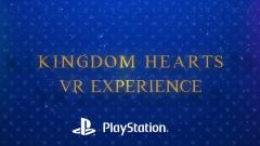 KINGDOM HEARTS VR Experience   REVEAL TRAILER! Tokyo Game Show! 154
