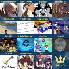 KH13 Creative Contest Finals!