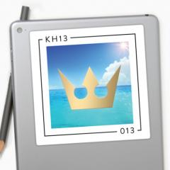 KH13 / 013 sticker (2)