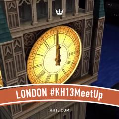 #KH13MeetUp for London Concert!