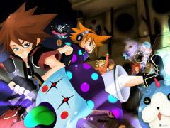 Kingdom Hearts 3D Dream Drop Distance fanart