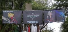 Kingdom Hearts Union χ[Cross] Taipei, Taiwan advertisements 2