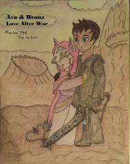 Master Ava X Bronz Love After War