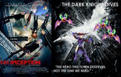 Dreamception and Dark knight Dives