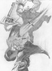 Fullmetal Kingdom, Anti-Sora