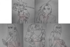 Fullmetal Kingdom Layer Project