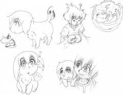 Maka Albarn (puppy)