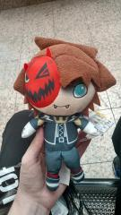Halloween Town Sora Plushie - Hot Topic - Front
