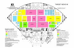 floor plan - south hall