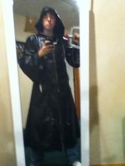 My organization 13 costume for the New York Comic Con 2012