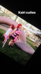KH3 Kairi Photoshoot sneak peek