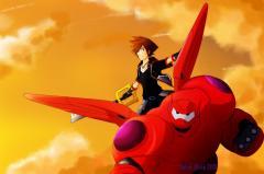 baymax Sora complete