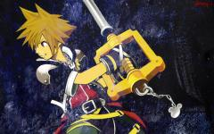 Sora - Kingdom Hearts 2